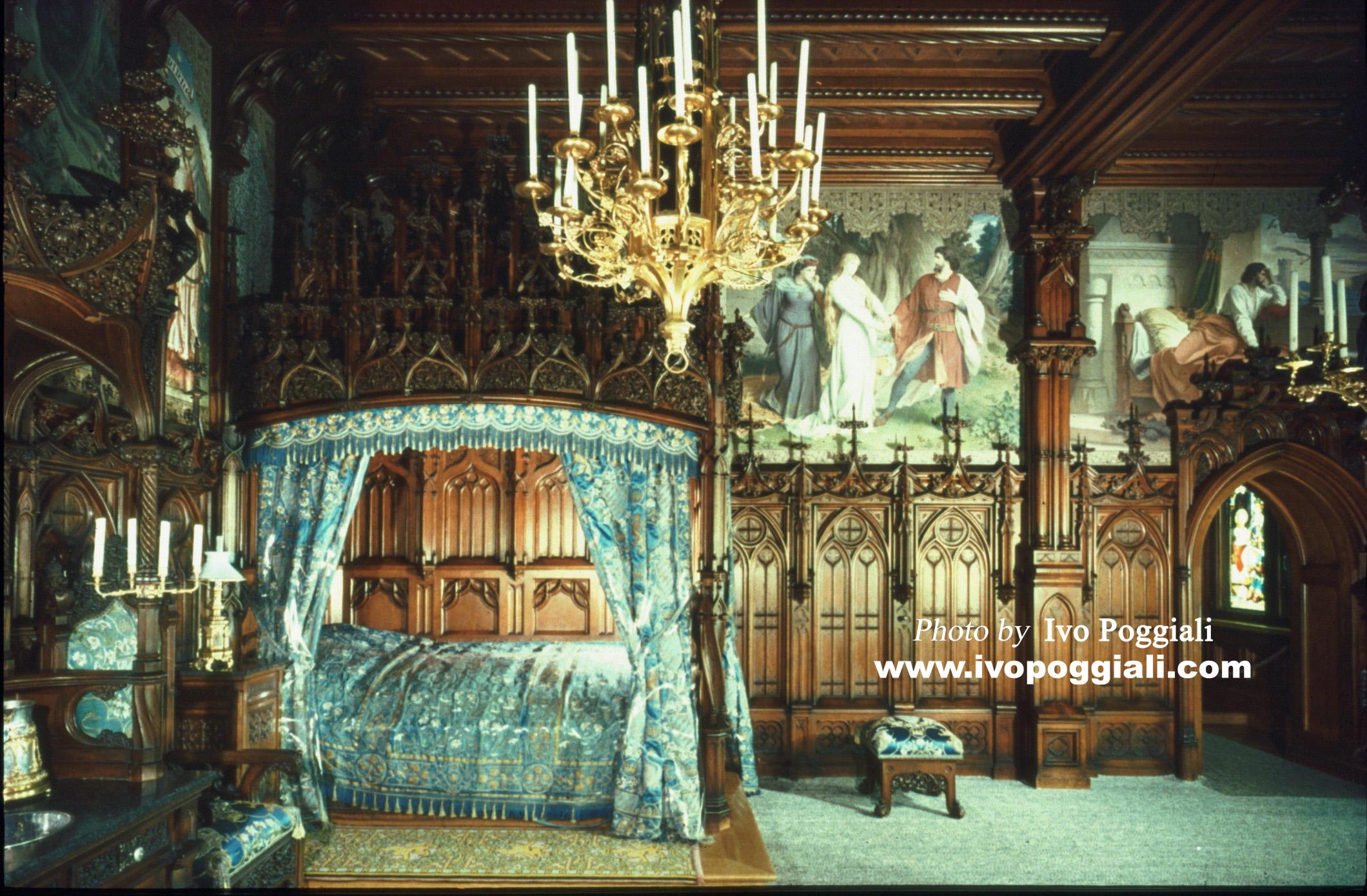for Cianografie del letto della principessa